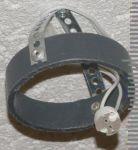 Unterkonstruktion für Einbaustrahler 66,5mm
